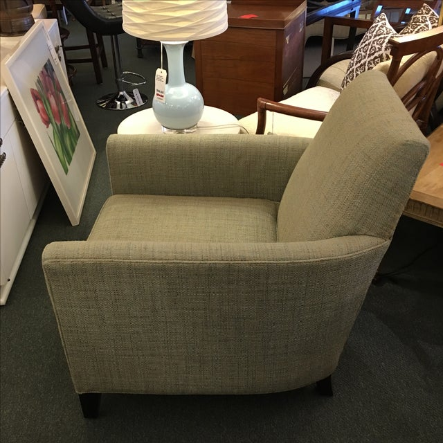 Mitchell Gold Aiden Armchair - a Pair - Image 4 of 8