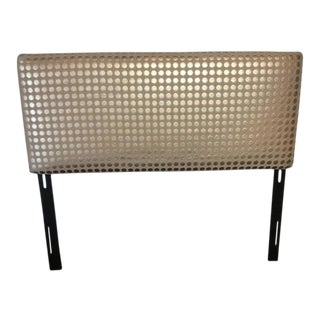 Skyline Polka Dot Full Headboard