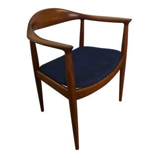 Circa 1949 Hans J. Wegner The Chair by Johannes Hansen