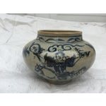 Image of Chinese Warrior Decorative Bowl