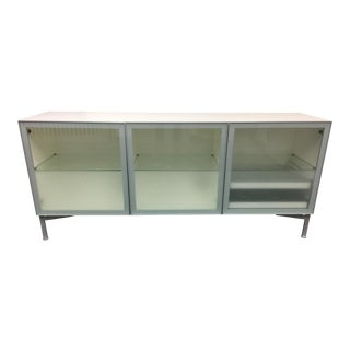 Design Within Reach Alto White Media Credenza