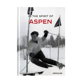 In The Spirit of Aspen Book