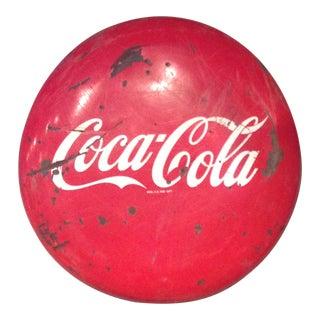 Vintage 1940's-1950's Coca Cola Sign