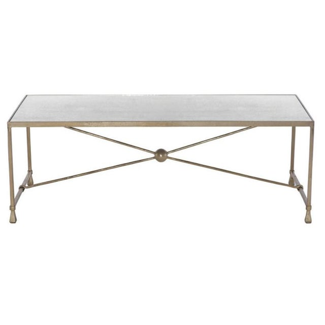 Bernhardt Rowley Modern Cocktail Table - Image 3 of 3