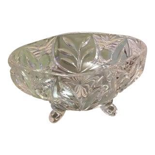 Crystal Gravy/Candy Bowl