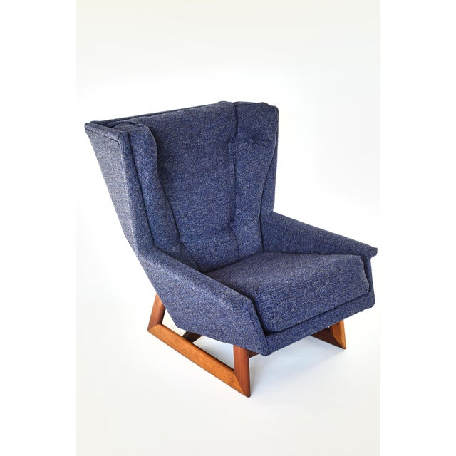 Adrian Pearsall Wingback Chair - Image 7 of 7