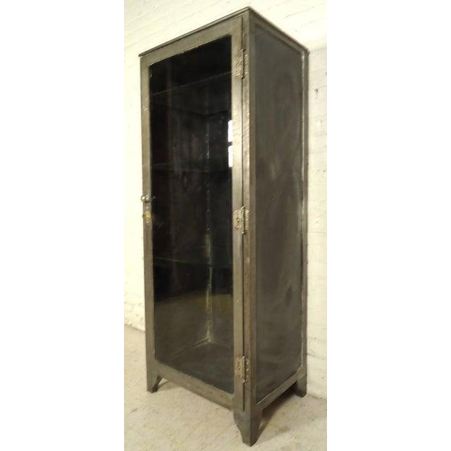 Industrial Metal Display Cabinet - Image 2 of 9