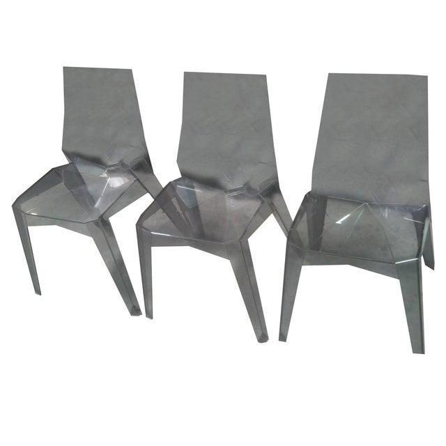 Karim Rashid - Poly Stacking Chairs - Set of 3 - Image 1 of 3
