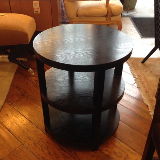 Ebony Occasional Table - Image 9 of 9