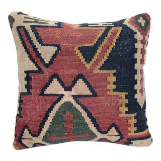 Antique Kuba Shirvan Pillow Cover