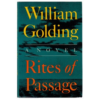 Rites of Passage by WIlliam Golding Book