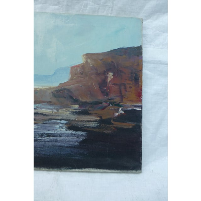 H.L. Musgrave MCM Rockport Painting - Image 5 of 6
