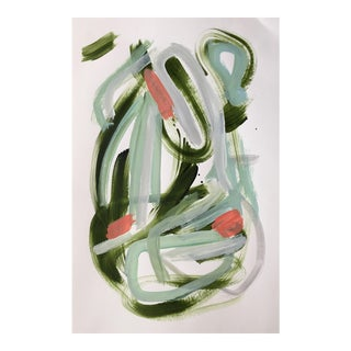 Jessalin Beutler No. 214 Original Painting on Paper