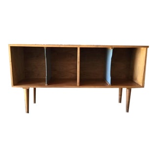 Mid-Century Style Record Cabinet