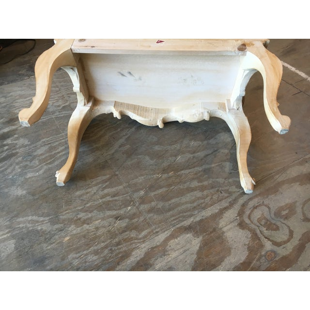 Italian Carved Wood Console Table - Image 10 of 11