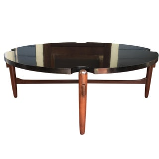 Greta Grossman Style Danish Coffee Table