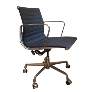 Aluminum Management Chair by Charles & Ray Eames