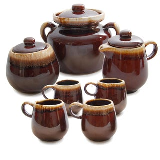 McCoy USA Coffee Serving Set