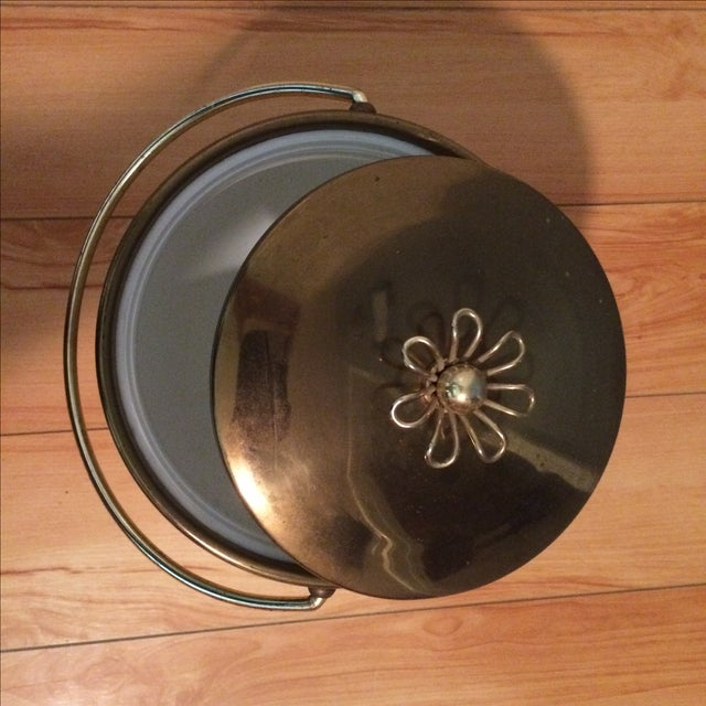 Brass Serv-Master Ice Bucket - Image 4 of 5