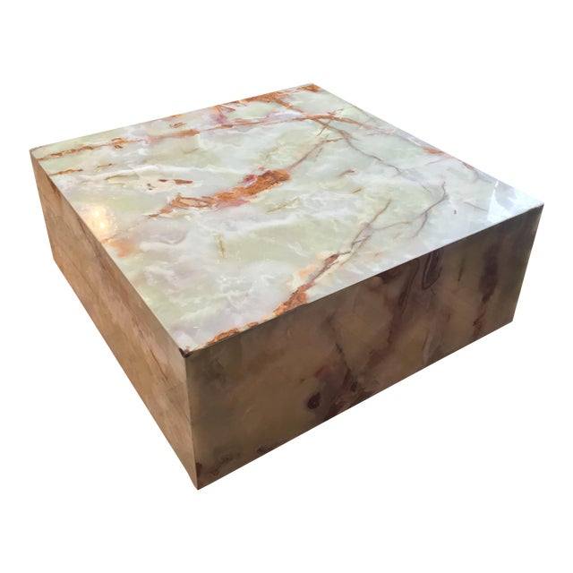 Onyx Coffee Table - Image 1 of 9