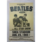 Image of Reproduction Beatles Lobby Card Poster
