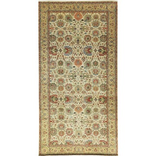 """Gallery Size Traditional Hand Woven Rug - 8'1"""" X 15'10"""""""