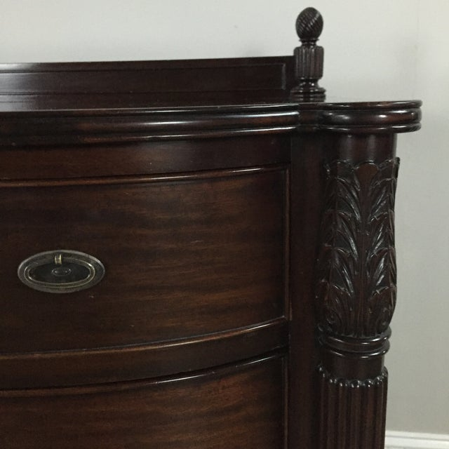Image of Antique Five-Drawer Buffet