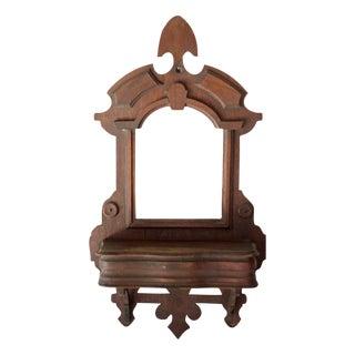 Victorian Shaving Mirror