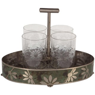 Dinanderie Cocktail Caddy