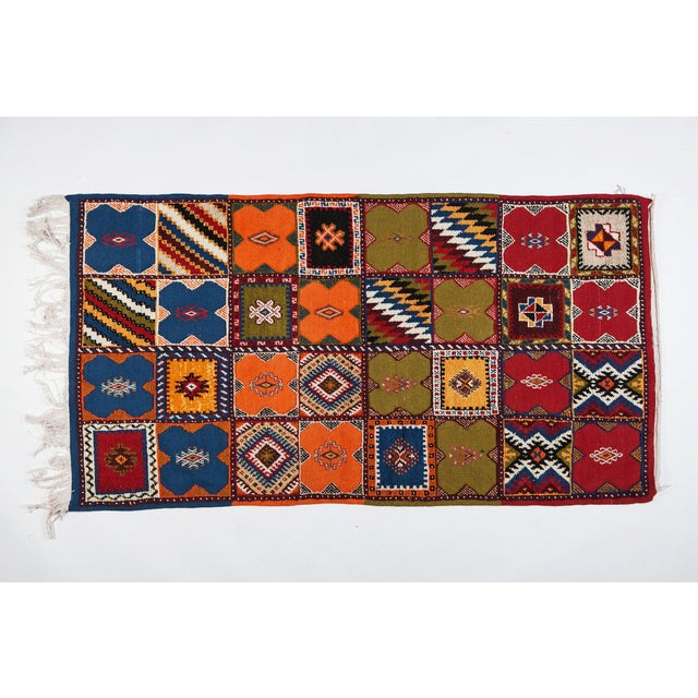 Atlas Berber Rug - 3′9″ × 7′ - Image 2 of 3