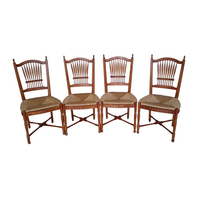 Lexington-Lynn Hollyn Sheaf Chairs - Set of 4 - Image 1 of 3