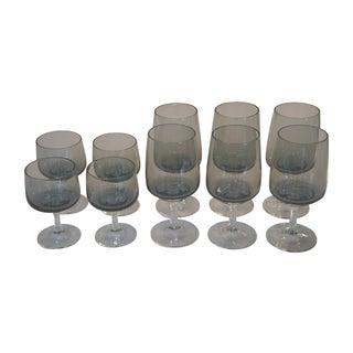 Vintage Schott Zwiesel Wine Glasses - Set of 10