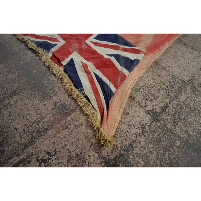 Canadian Red Ensign Original C.1930s Vintage Flag - Image 9 of 10