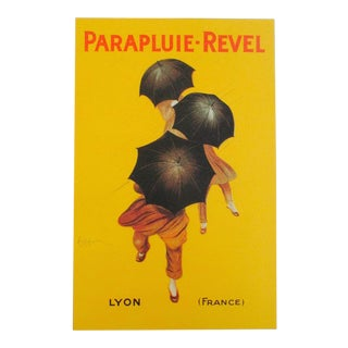"Italian ""Parapluie-Revel"" Art Advertising Print"