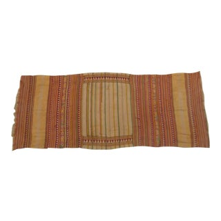 Antique Tribal Hand Weaved Textile