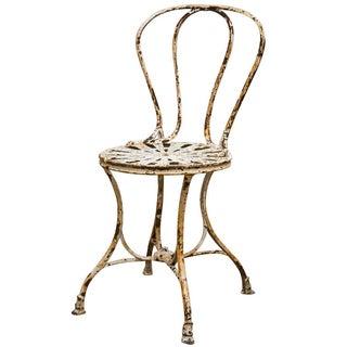 Antique French Garden Chair