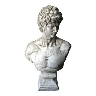 Neoclassical Plaster Bust