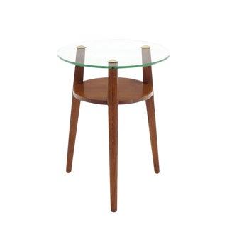 Tripod Base Pedestal Table