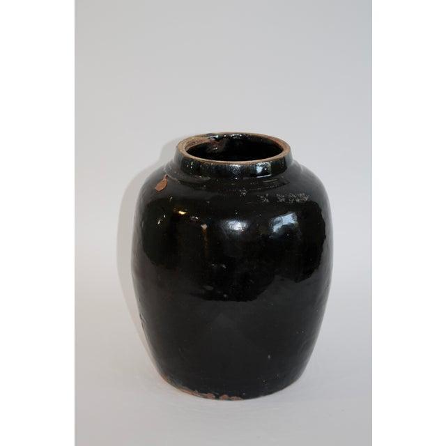 Image of Turkish Glazed Pottery Urn