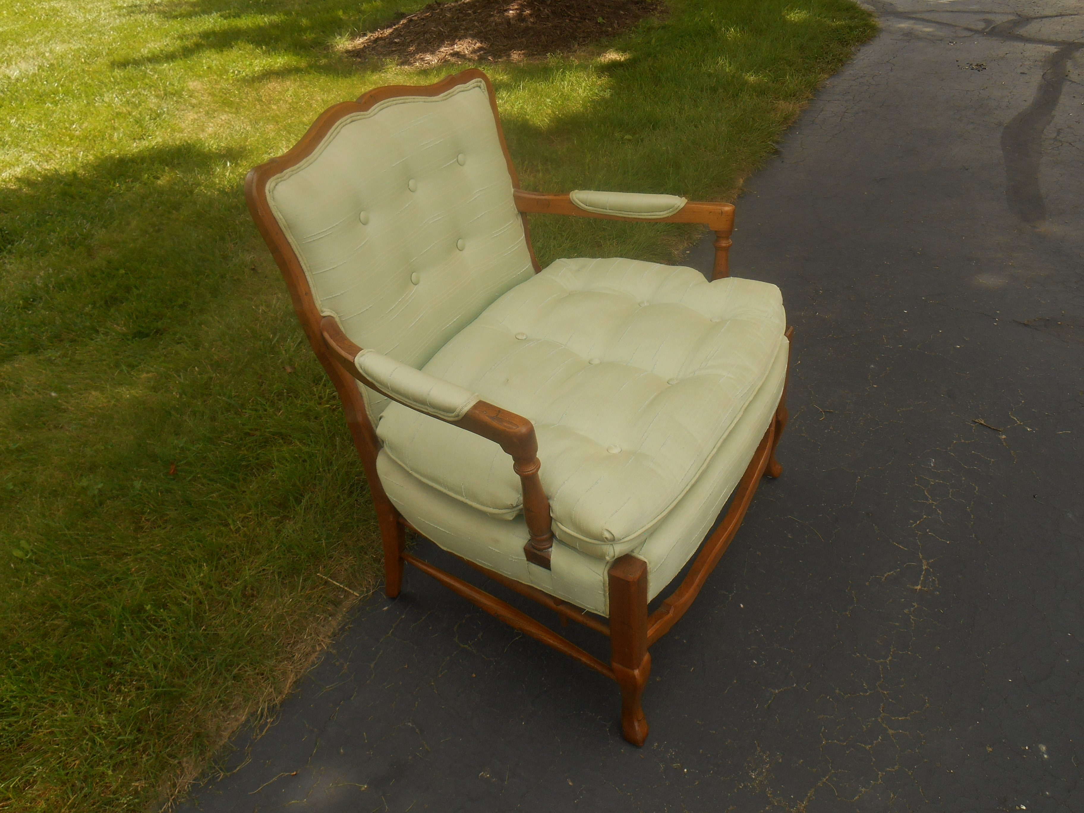 Captivating North Hickory Furniture Co. Lounge Chair   Image 4 Of 5