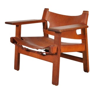 Børge Mogensen Spanish Chair, circa 1950