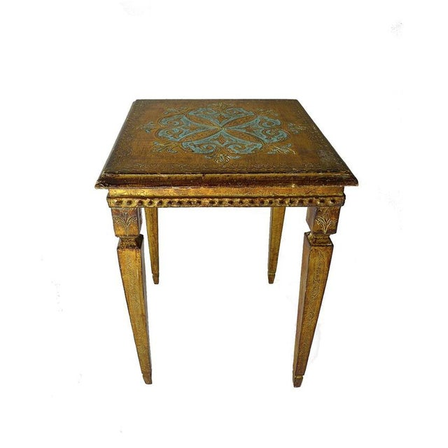 Image of Vintage French Side Table