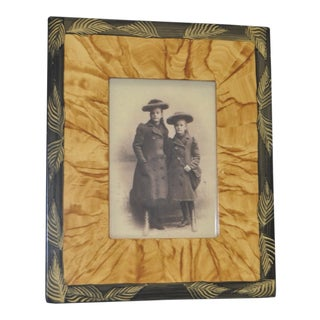 Antique Photograph of Two Sisters c.1910