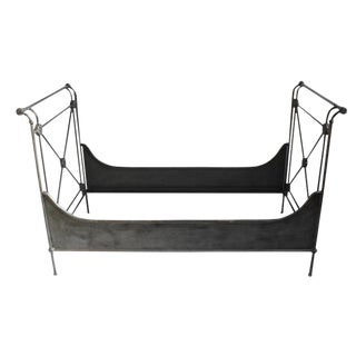 Blackened Iron Daybed