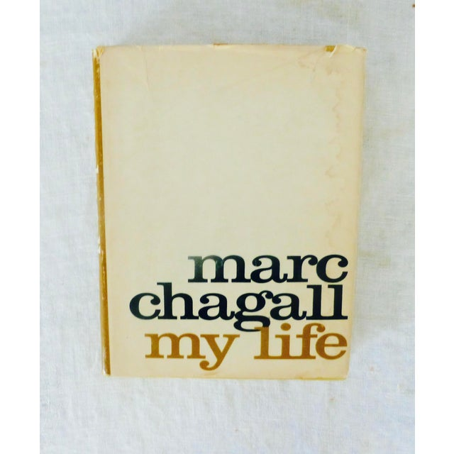 """""""My Life"""" Illustrated Book by Marc Chagall - Image 2 of 9"""