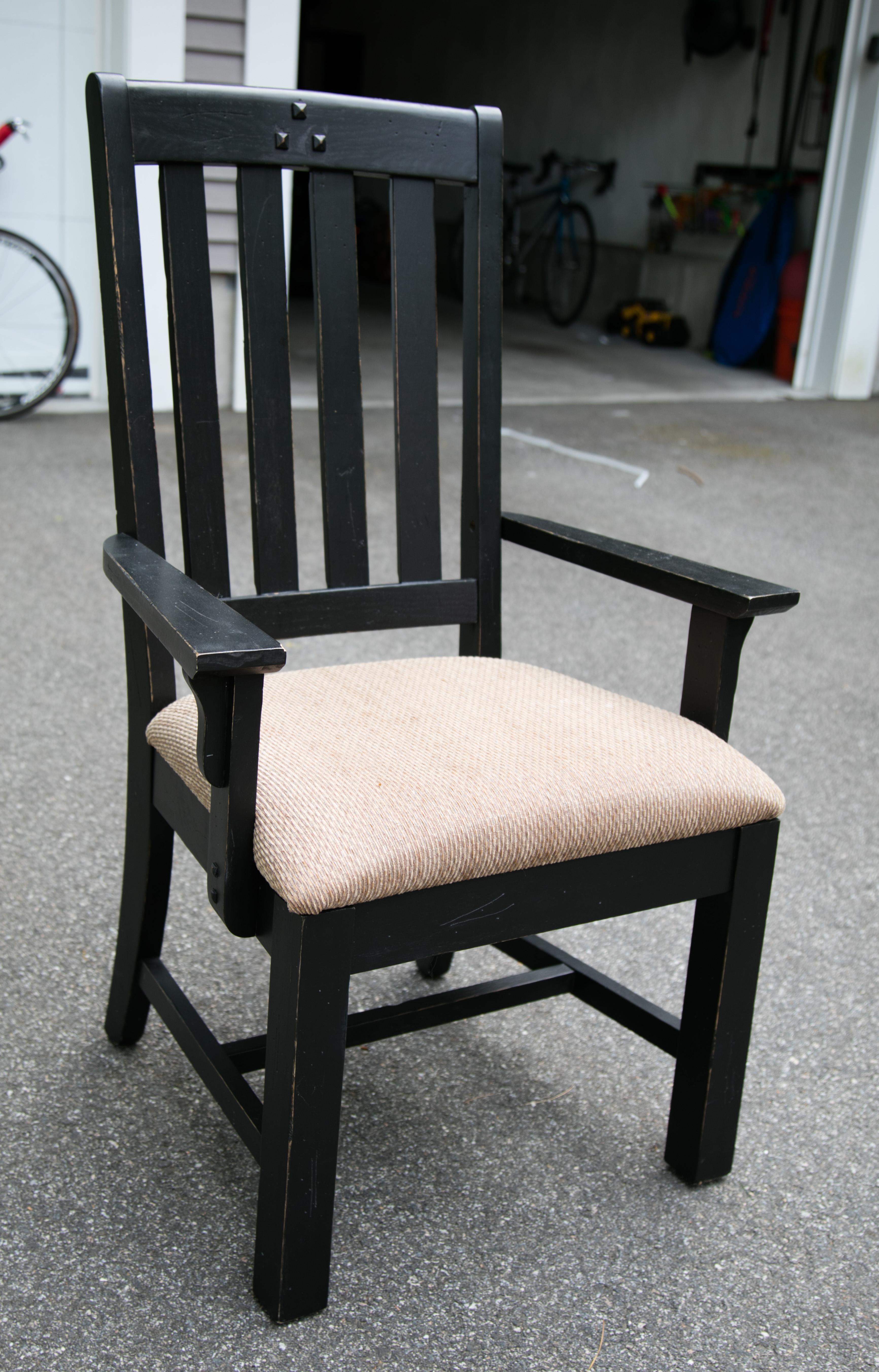 Heirloom Rustic Trestle Farm Table & 10 Chairs