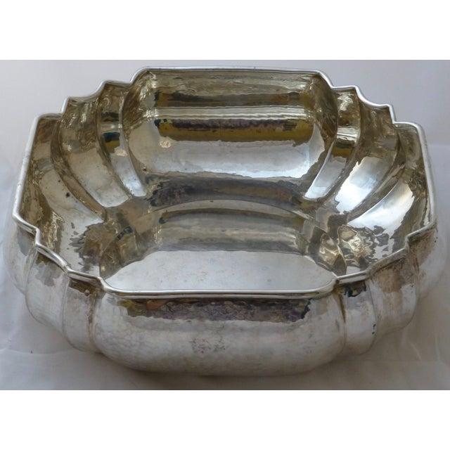 Vintage Hand Hammered Arts & Crafts Bowl - Image 3 of 11