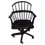Image of Black Office Chair