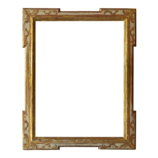 Baroque 17th Century European Gilt-Wood Frame