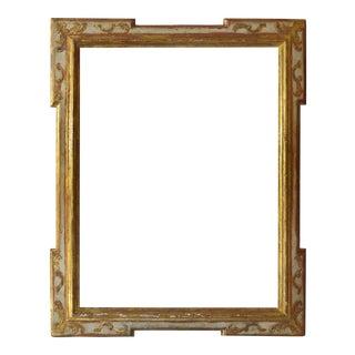 Baroque 17th Century European Gilt-Wood Frame